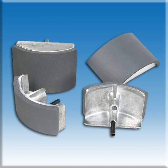 Hotronix Cap Press Platens Set of 4