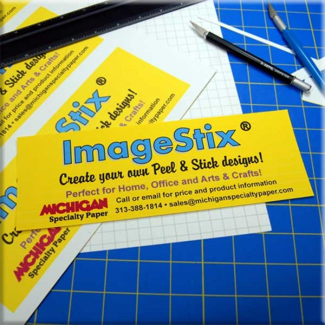 Imagestix Michigan Specialty Paper Heat Transfer Products
