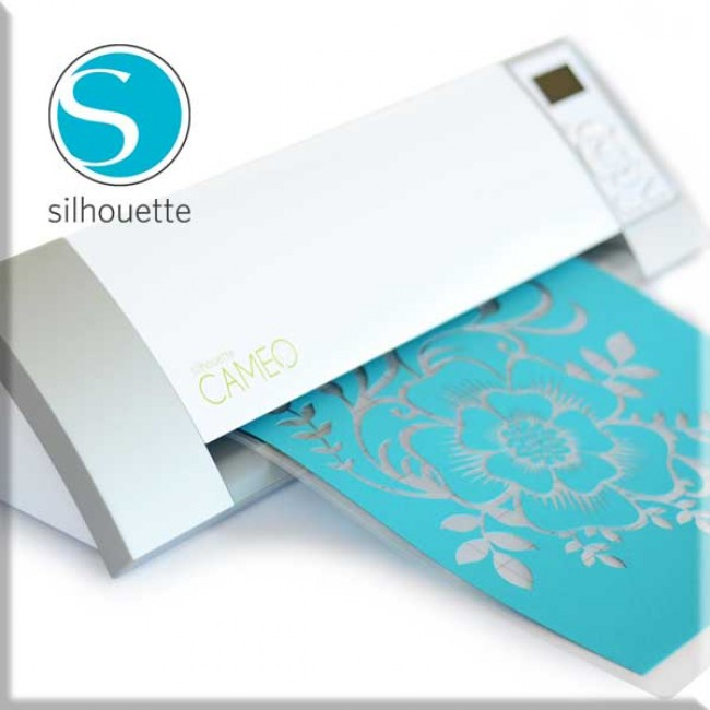 Silhouette Cameo Electronic Cutter Vinyl Cutters