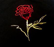 Rose Foil